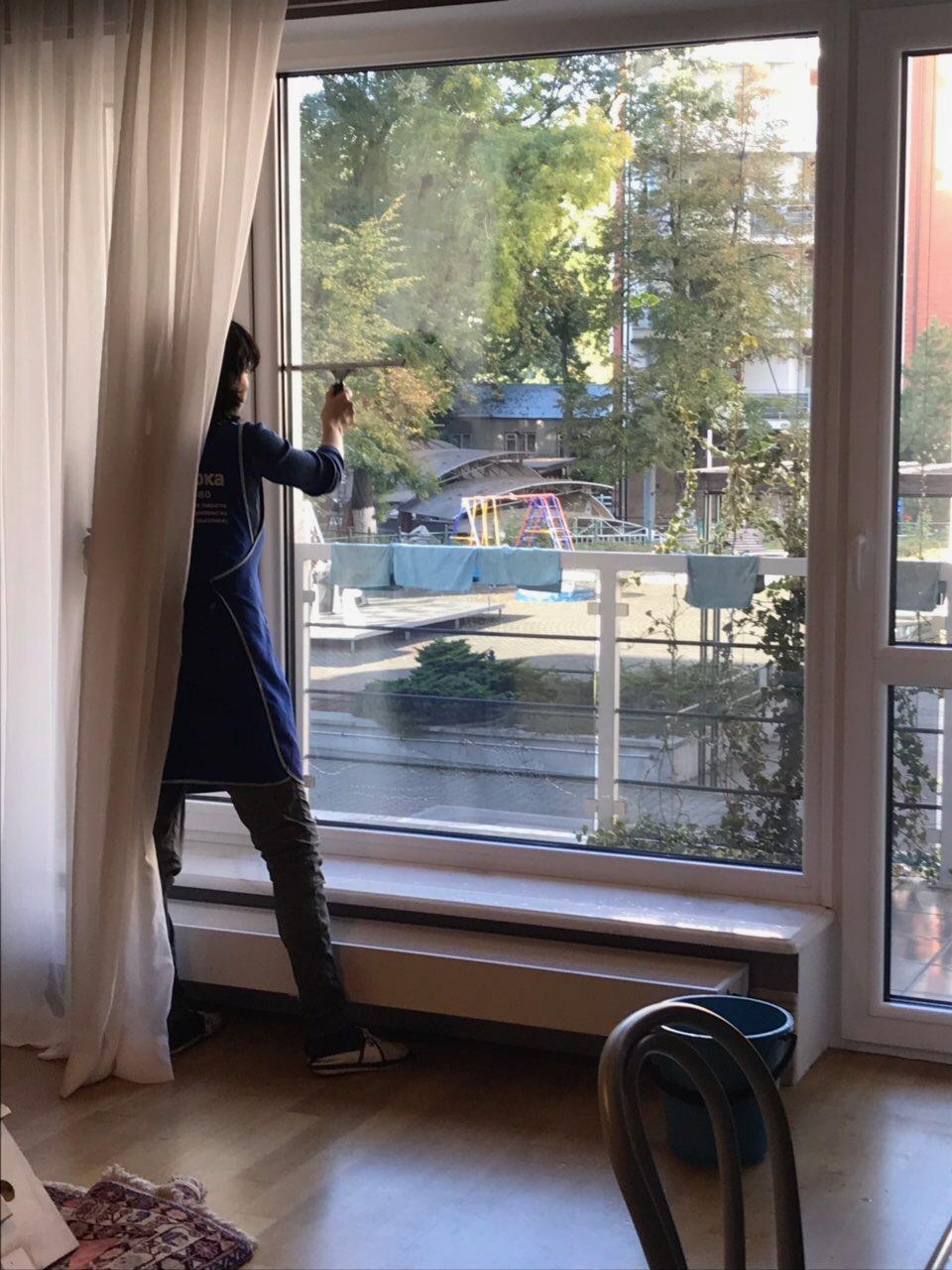 Мойка окон в Одессе