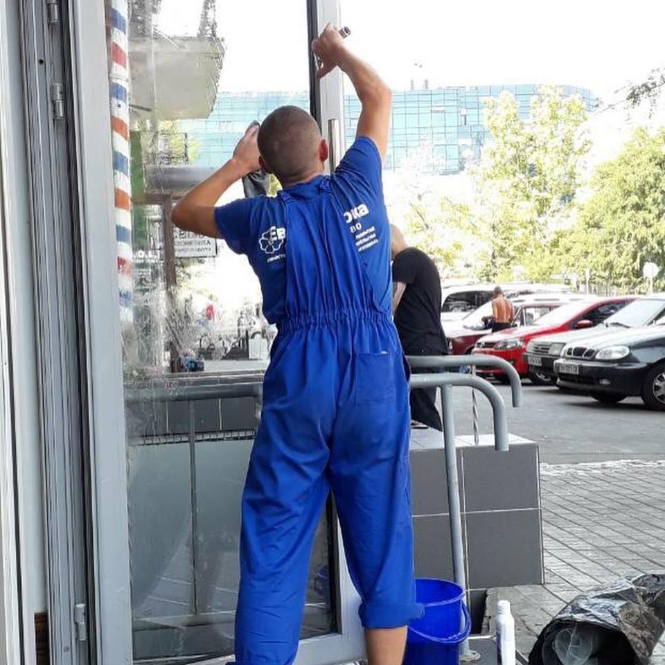 уборка в Одессе