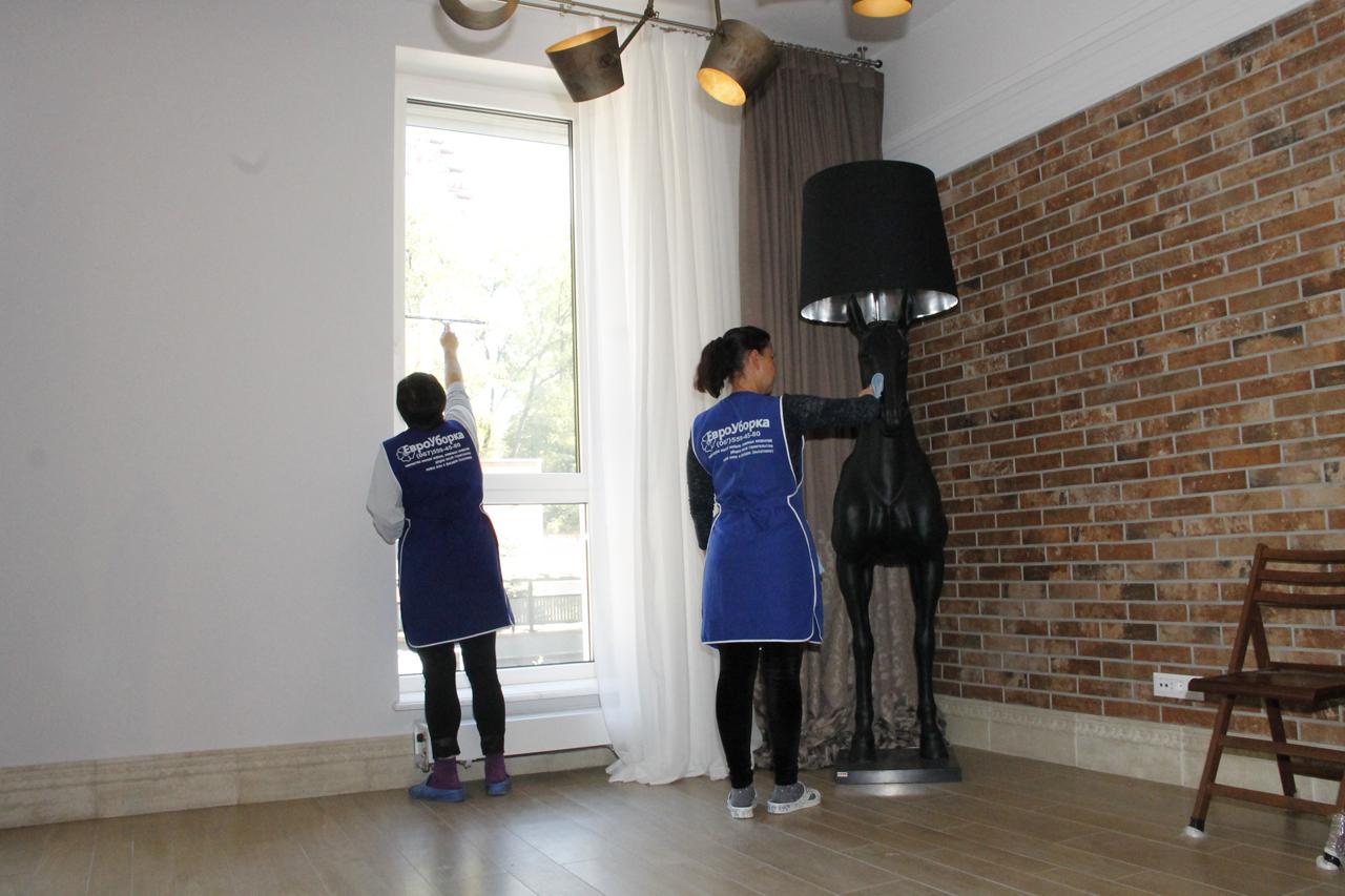 уборка квартир в Одессе